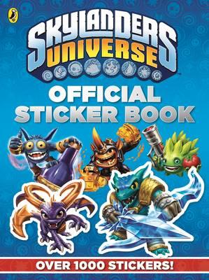 Skylanders: Official Sticker Book - Skylanders (Paperback)