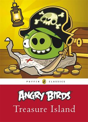 Angry Birds: Treasure Island - Angry Birds (Paperback)