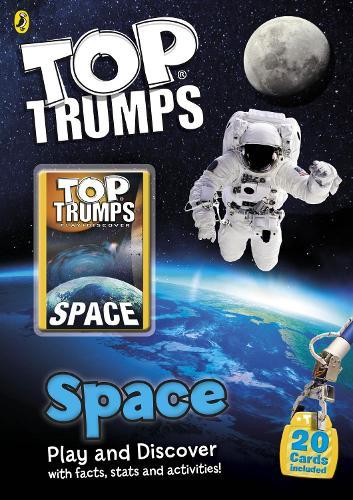 Top Trumps: Space - Top Trumps (Paperback)