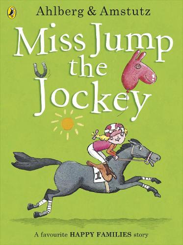 Miss Jump the Jockey - Happy Families (Paperback)