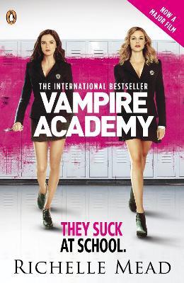 Vampire Academy Official Movie Tie-In Edition (book 1) - Vampire Academy (Paperback)