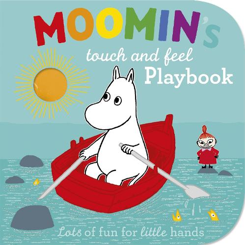 Moomin's Touch and Feel Playbook (Board book)