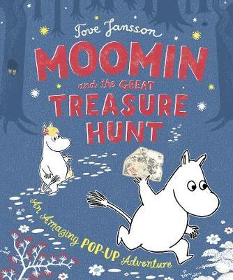 Moomin and the Great Treasure Hunt (Hardback)