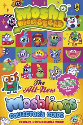 Moshi Monsters: The All-New Moshlings Collector's Guide - Moshi Monsters (Paperback)