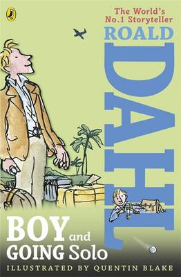 Boy and Going Solo (Paperback)