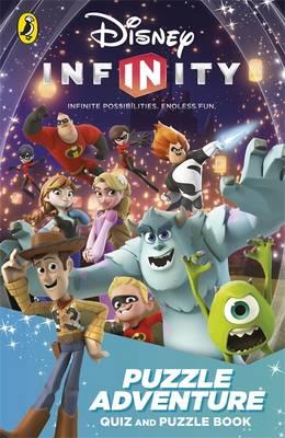 Disney Infinity Puzzle Adventure - Disney Infinity (Paperback)
