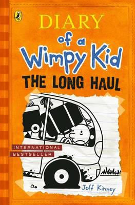 The Long Haul (Diary of a Wimpy Kid book 9) - Diary of a Wimpy Kid (Hardback)