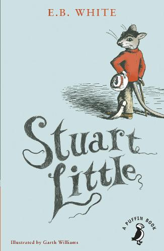 Cover of the book, Stuart Little.