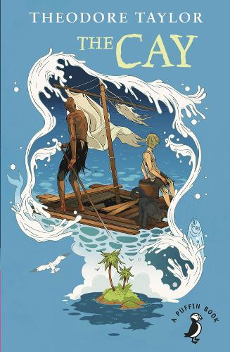 The Cay - A Puffin Book (Paperback)