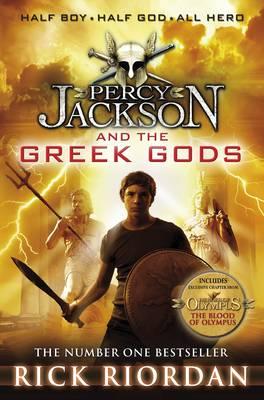 Percy Jackson and the Greek Gods - Percy Jackson's Greek Myths (Hardback)
