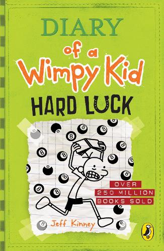 Diary of a wimpy kid the getaway by jeff kinney waterstones hard luck diary of a wimpy kid book 8 solutioingenieria Image collections