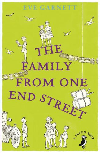 The Family from One End Street - Puffin Modern Classics (Paperback)