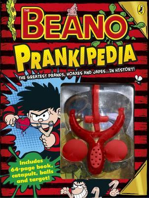 The Beano: Prankipedia - The Beano (Hardback)