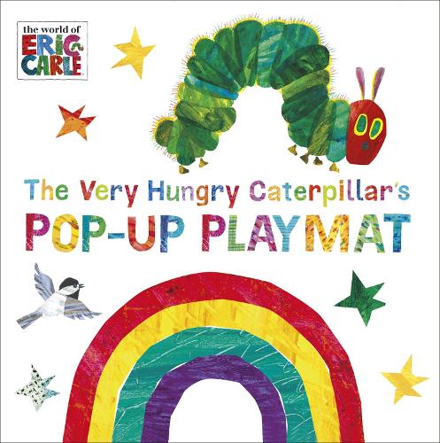 The Very Hungry Caterpillar's Pop-up Playmat (Board book)