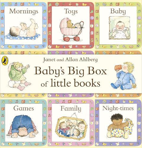 Baby's Big Box of Little Books (Board book)