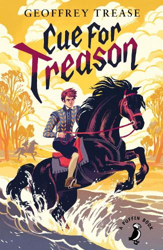 Cue for Treason - A Puffin Book (Paperback)