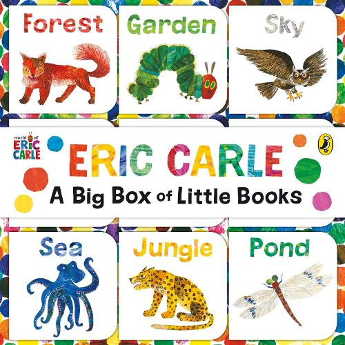 The World of Eric Carle: Big Box of Little Books (Board book)