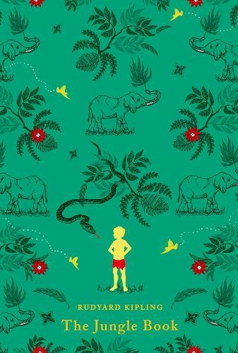 The Jungle Book - Puffin Classics (Hardback)