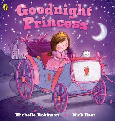 Goodnight Princess (Board book)