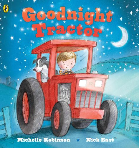 Goodnight Tractor (Board book)