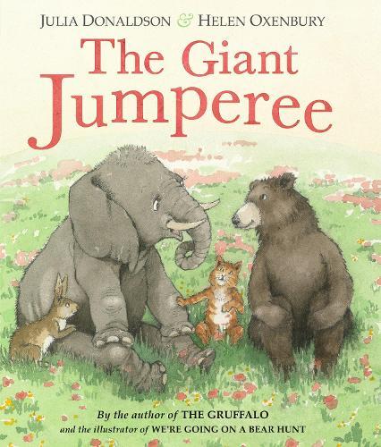 The Giant Jumperee (Hardback)