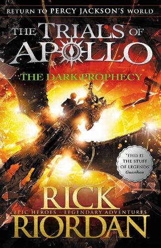 The Dark Prophecy (The Trials of Apollo Book 2) - The Trials of Apollo (Paperback)