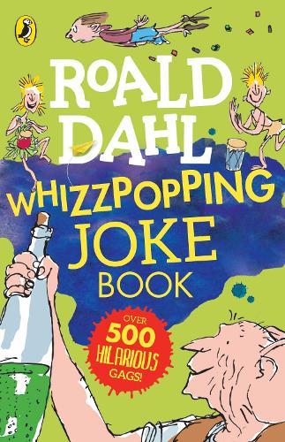 Roald Dahl: Whizzpopping Joke Book (Paperback)