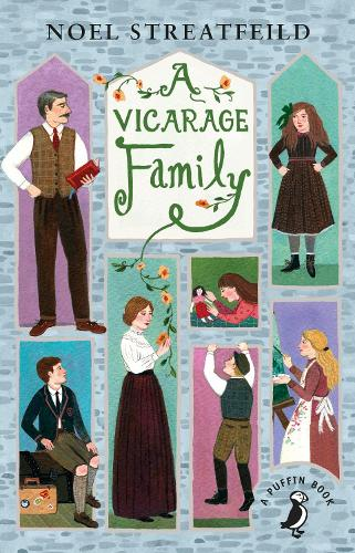 A Vicarage Family - A Puffin Book (Paperback)