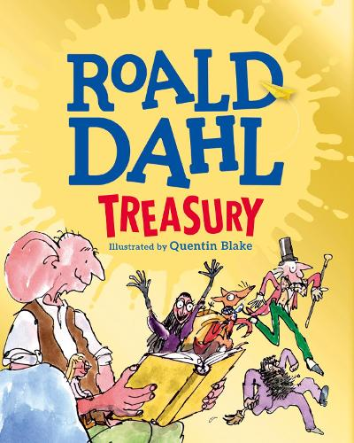 The Roald Dahl Treasury (Hardback)