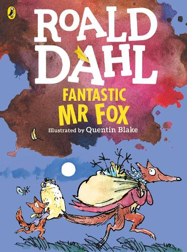 Fantastic Mr Fox (Colour Edn) (Paperback)