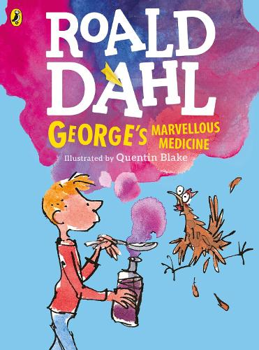 George's Marvellous Medicine (Colour Edn) (Paperback)