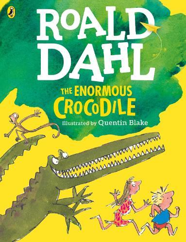 The Enormous Crocodile (Colour Edition) (Paperback)