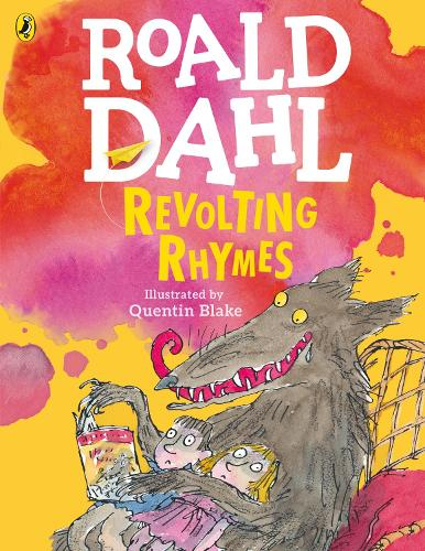 Revolting Rhymes (Colour Edition) (Paperback)