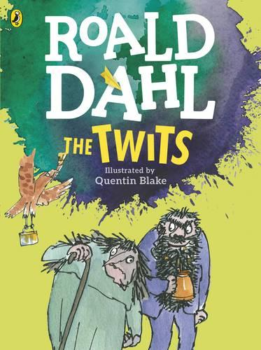 The Twits (Colour Edition) (Paperback)