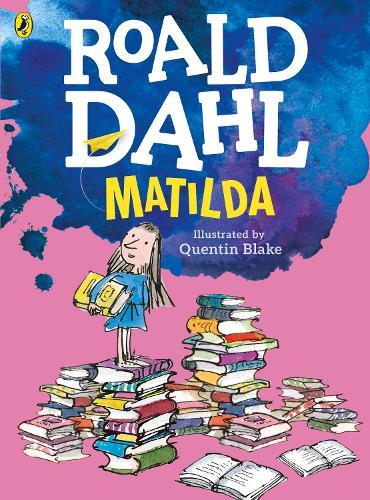 Matilda (Colour Edition) (Paperback)