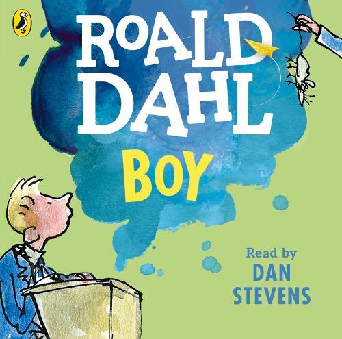 Boy: Tales of Childhood (CD-Audio)