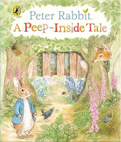 Peter Rabbit: A Peep-Inside Tale (Board book)