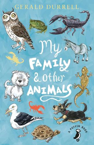 My Family and Other Animals - Penguin Essentials (Paperback)