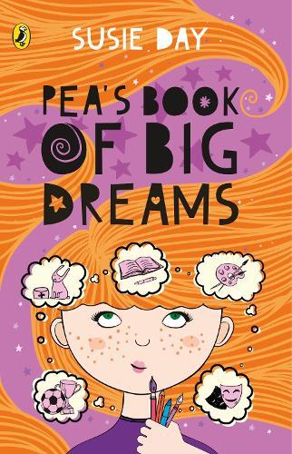 Pea's Book of Big Dreams (Paperback)
