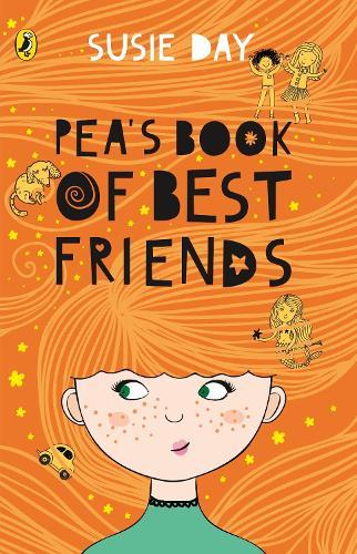 Pea's Book of Best Friends (Paperback)