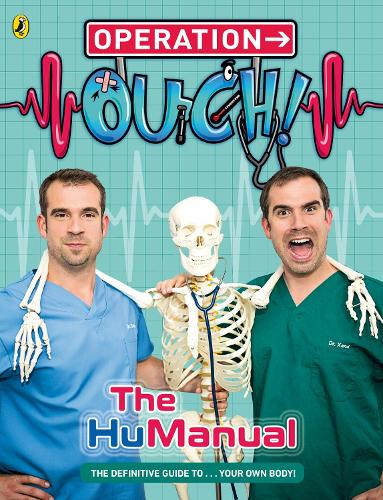 Operation Ouch!: The HuManual (Hardback)