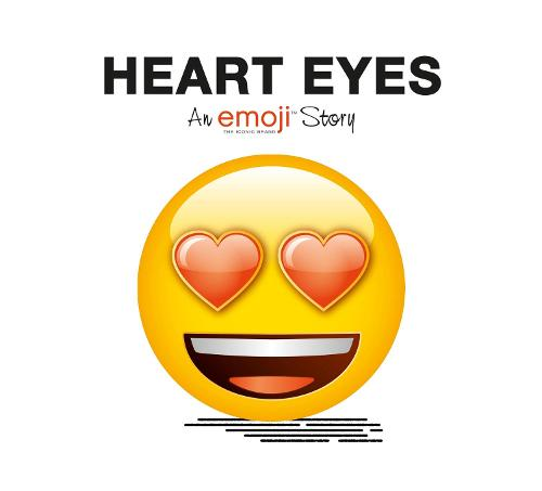 Emoji: Heart Eyes (An Official Emoji Story) (Paperback)