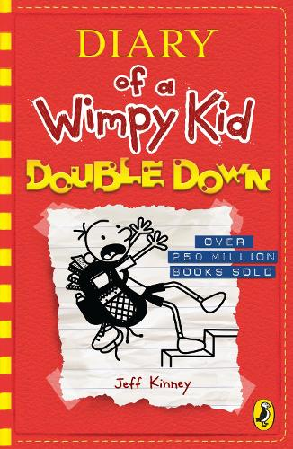Diary of a Wimpy Kid: Double Down (Book 11) - Diary of a Wimpy Kid (Paperback)