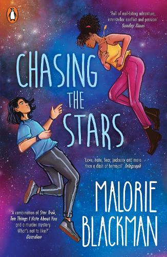 Chasing the Stars (Paperback)