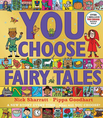 You Choose Fairy Tales (Hardback)
