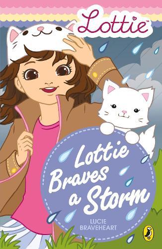 Lottie Dolls: Lottie Braves a Storm - Lottie (Paperback)