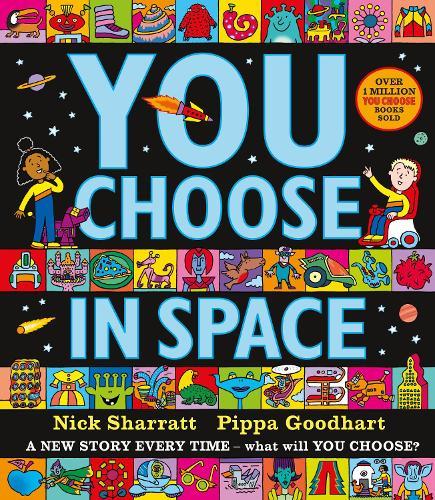 You Choose in Space (Hardback)