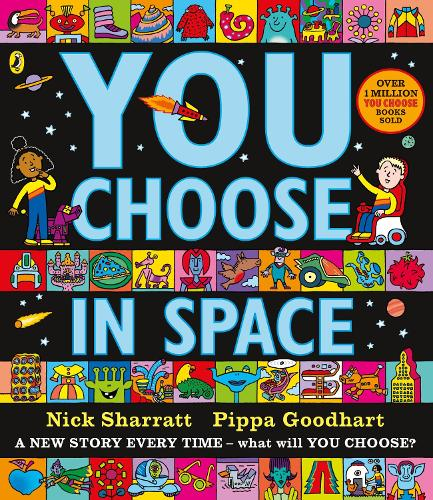 You Choose in Space (Paperback)