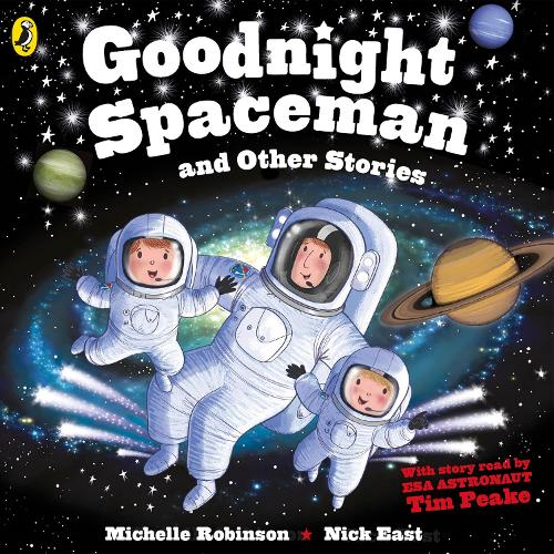 Goodnight Spaceman and Other Stories (CD-Audio)