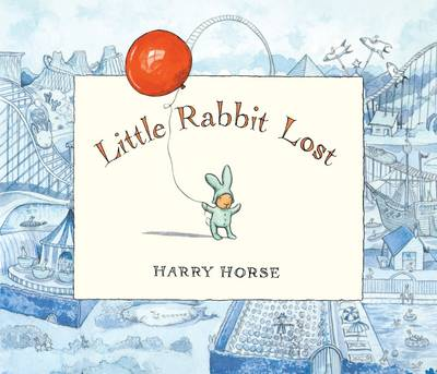 Little Rabbit Lost (Hardback)